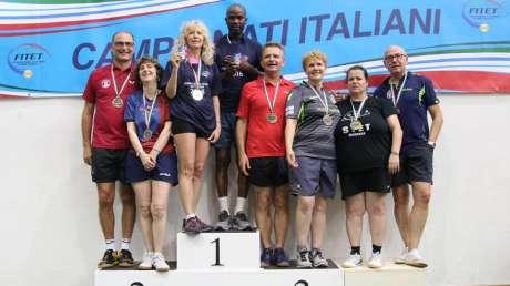 Campionati Italiani Veterani 2017/18